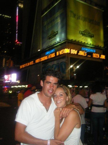 Hollie och Joshua dating